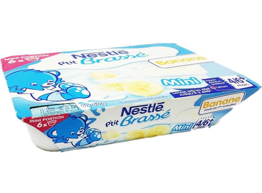 Sữa Chua Nestle vị Chuối